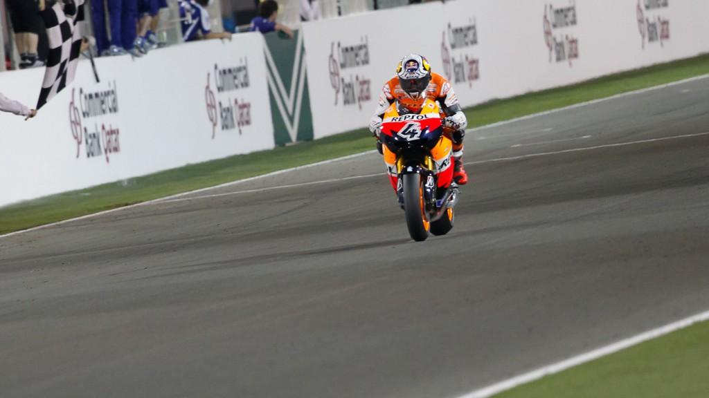 Andrea Dovizioso, Repsol Honda, Qatar Race