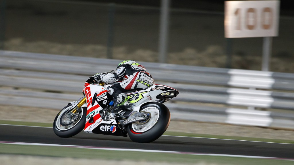 Toni Elias, LCR Honda MotoGP, Qatar Race