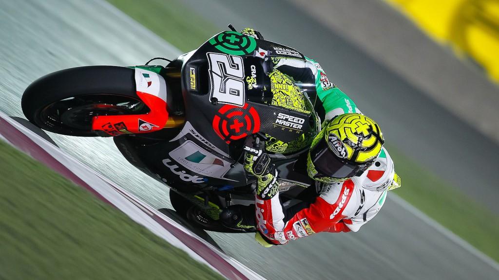 Andrea Iannone, Speed Master, Qatar Race