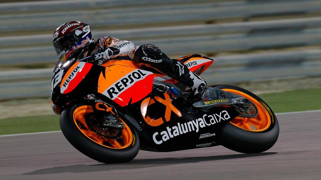 Marc Marquez, Team Catalunya Caixa Repsol, Qatar Race