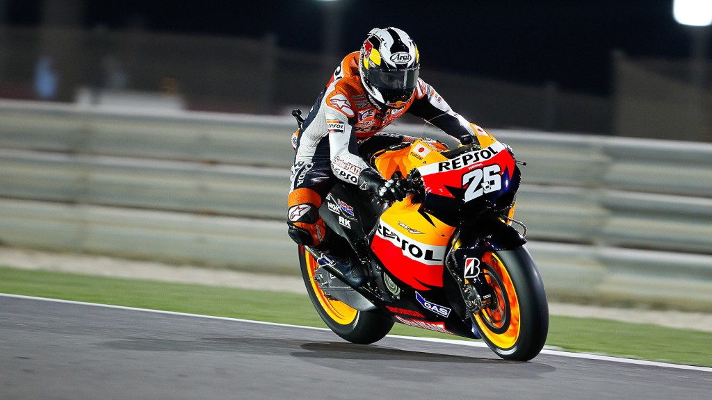 Dani Pedrosa, Repsol Honda Team, Qatar Warm Up