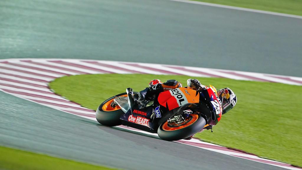 Dani Pedrosa, Repsol Honda Team, Qatar Race