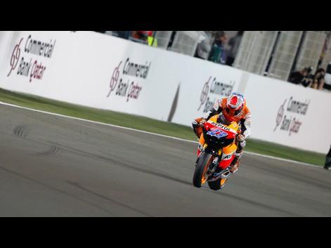 MotoGP 2011 Qatar MotoGP Stoner