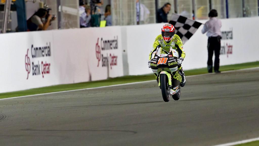 Nico Terol, Bankia Aspar Team, Qatar 125cc Race