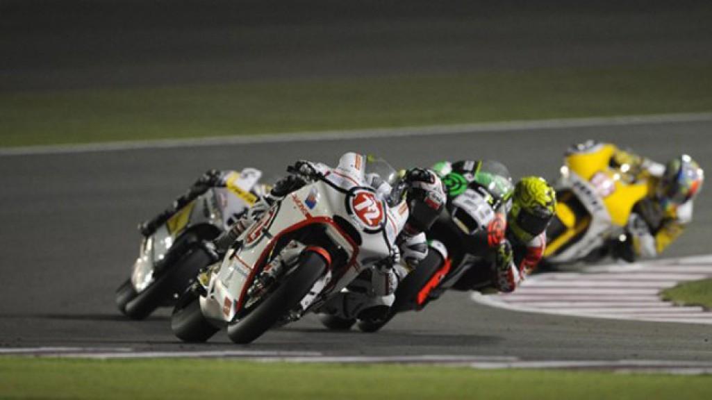 Yuki Takahashi, Gresini Racing Moto2, Qatar Race