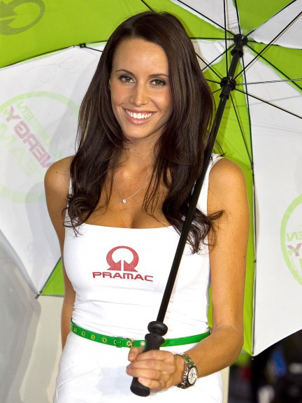 Paddock Girl, Commercialbank Grand Prix of Qatar