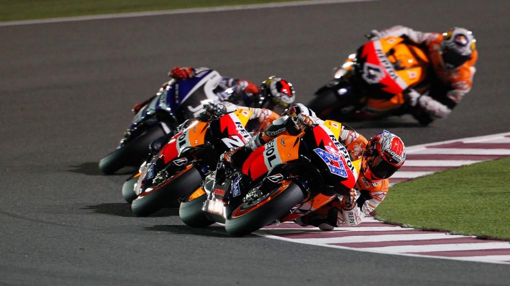 MotoGP, Qatar Race