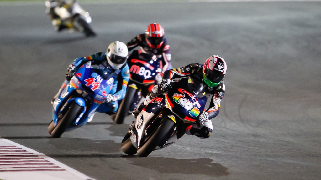 Aleix Espargaro, Pol Espargaró, Qatar  Race