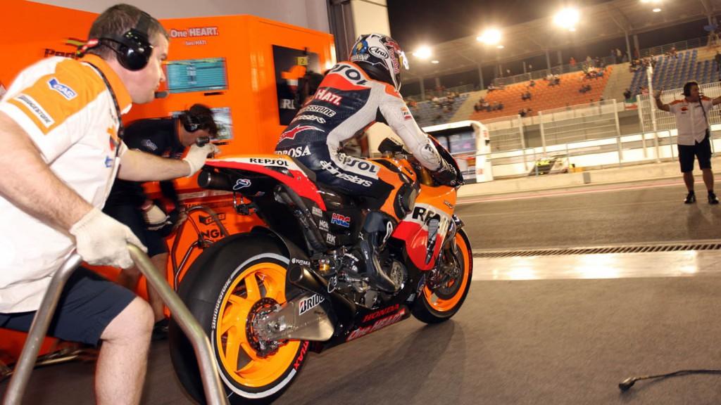 Dani Pedrosa, Repsol Honda Team, Qatar