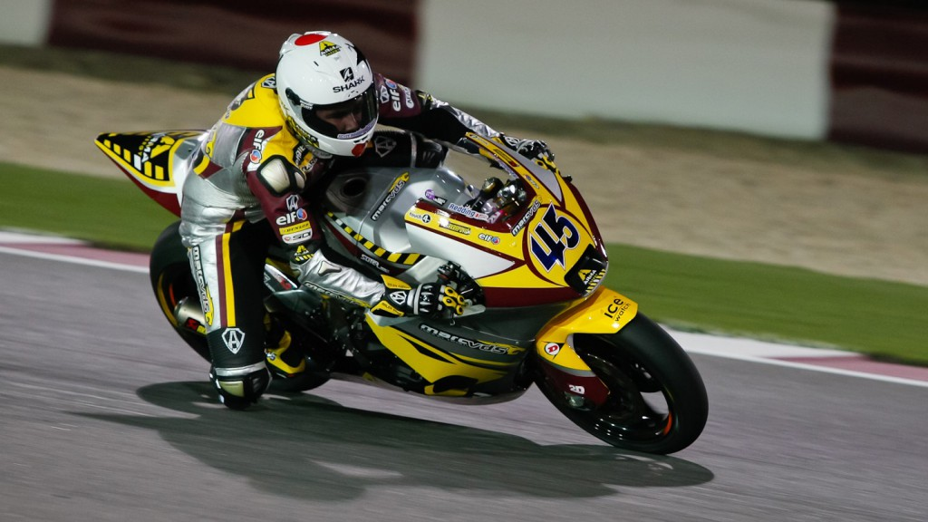 Scott Redding, Marc VDS Racing Team, Qatar QP