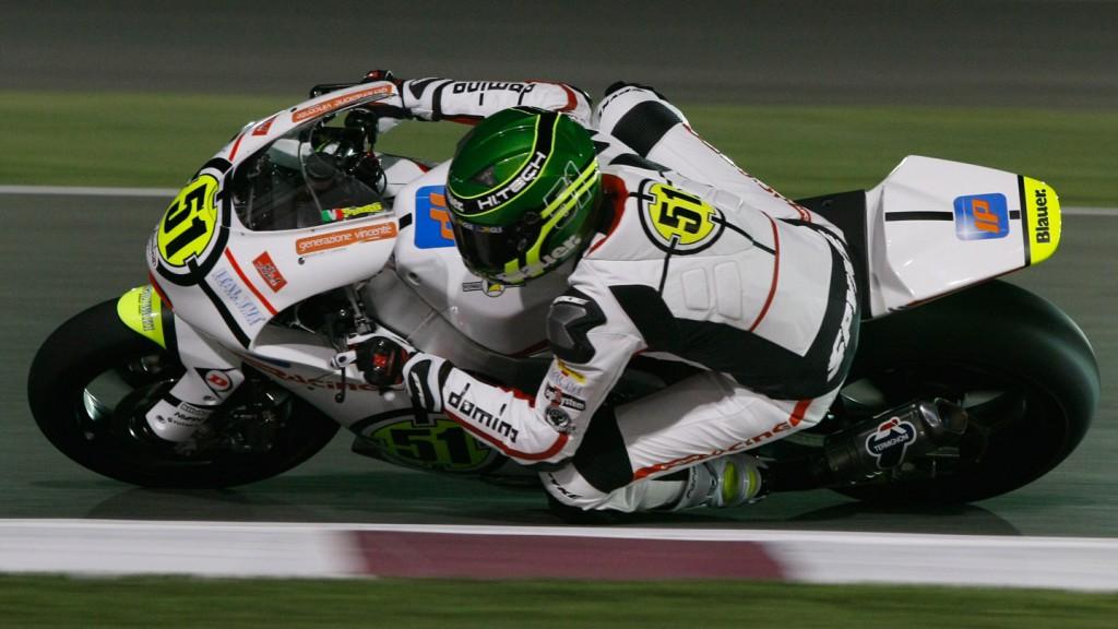 Michele Pirro, Gresini Racing Moto2, Qatar Race