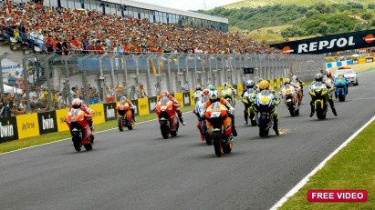 Next stop Jerez for MotoGP class