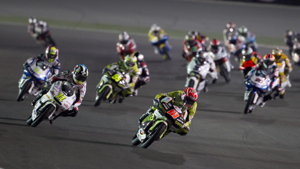 125cc, Qatar Race