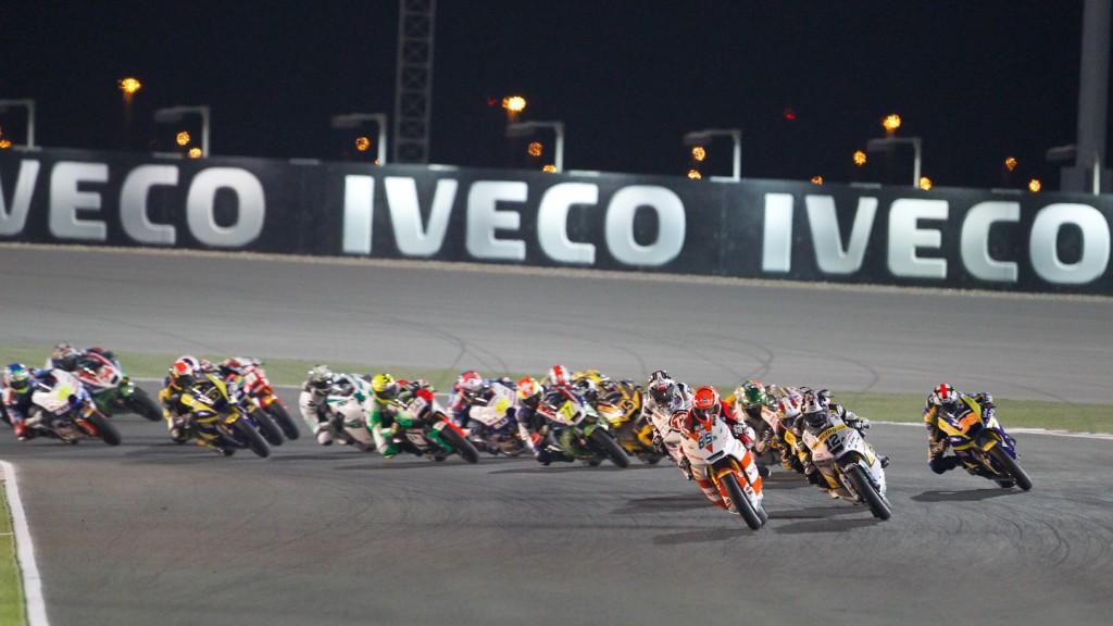 Moto2, Qatar Race
