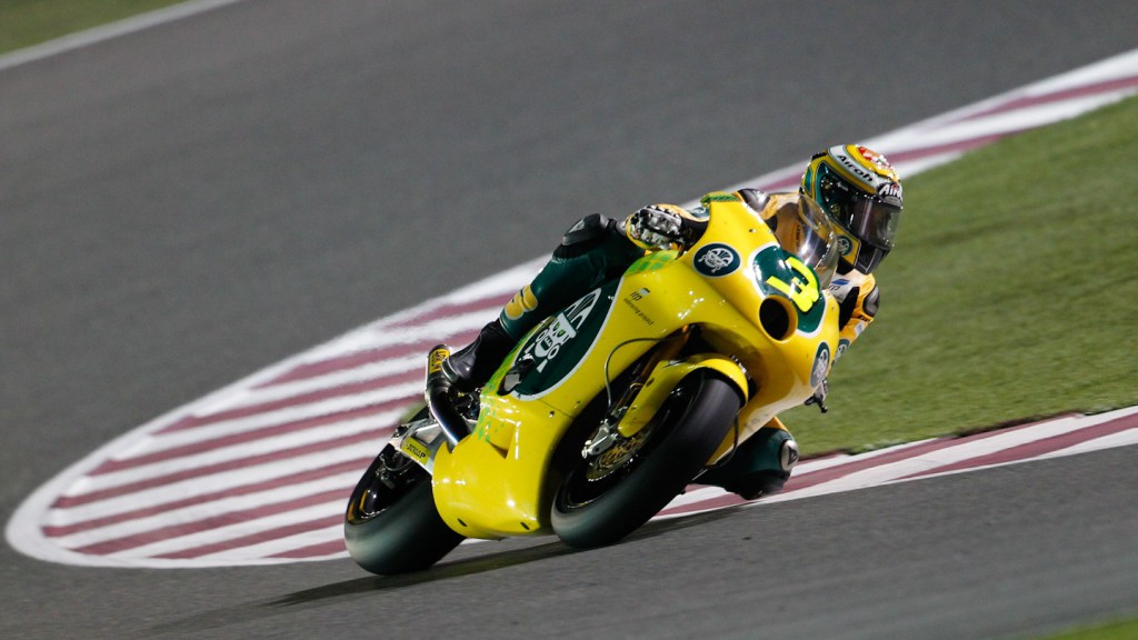 Simone Corsi, Ioda Racing Project, Qatar Race