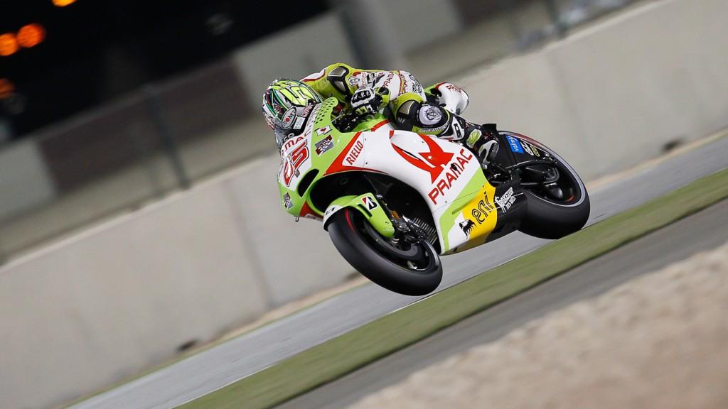 Loris Capirossi, Pramac Racing Team, Qatar Race