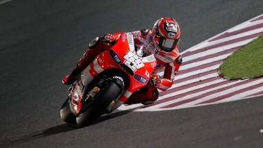 Nicky Hayden, Ducati Team, Qatar Race