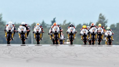 Red Bull Rookies set for Jerez opener