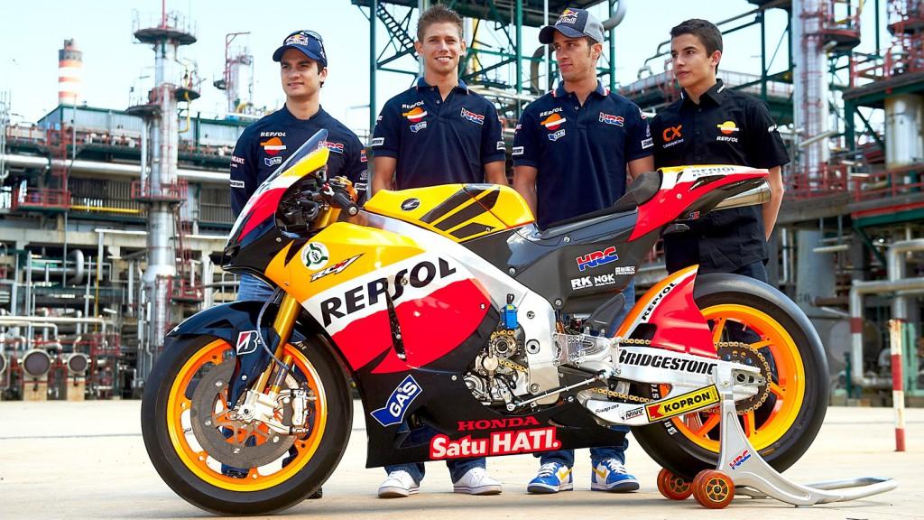 Repsol Honda Team, Puertollano