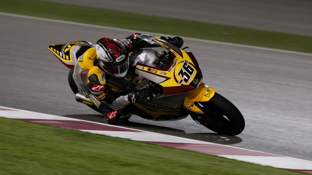 Mika Kallio, Marc VDS Racing Team, Qatar Race