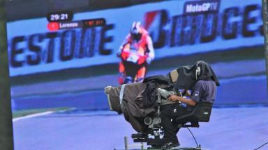 MotoGP TV coverage