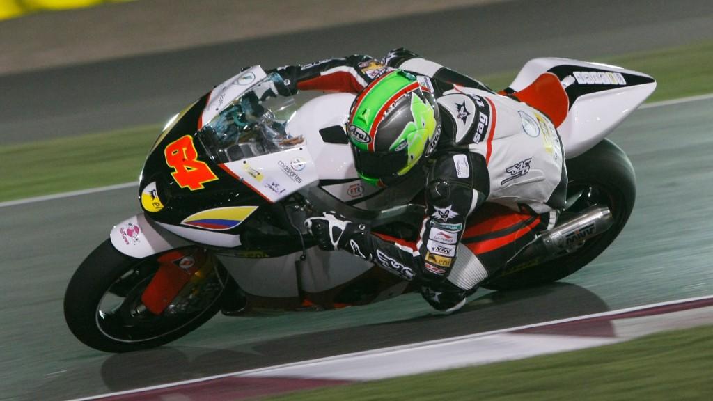 Santiago Hernandez, SAG Team, Qatar Race