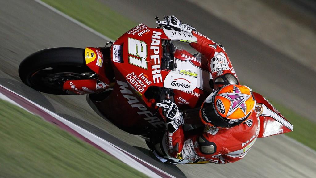 Xavi Fores, Mapfre Aspar Team Moto2, Qatar Race