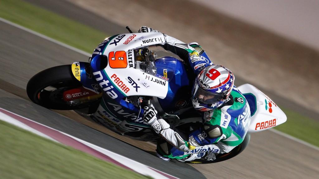 Kenny Noyes, Avintia-STX, Qatar Race