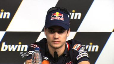 Jerez 2011 - MotoGP -  Preevent - Pressconference - Dani Pedrosa