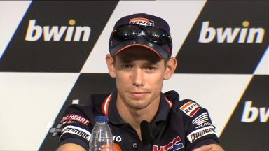 Jerez 2011 - MotoGP -  Preevent - Pressconference - Casey Stoner