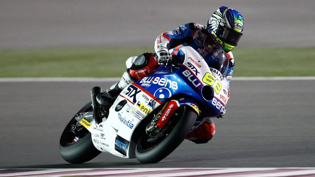 Yonny Hernandez, Blusens-STX, Qatar Race