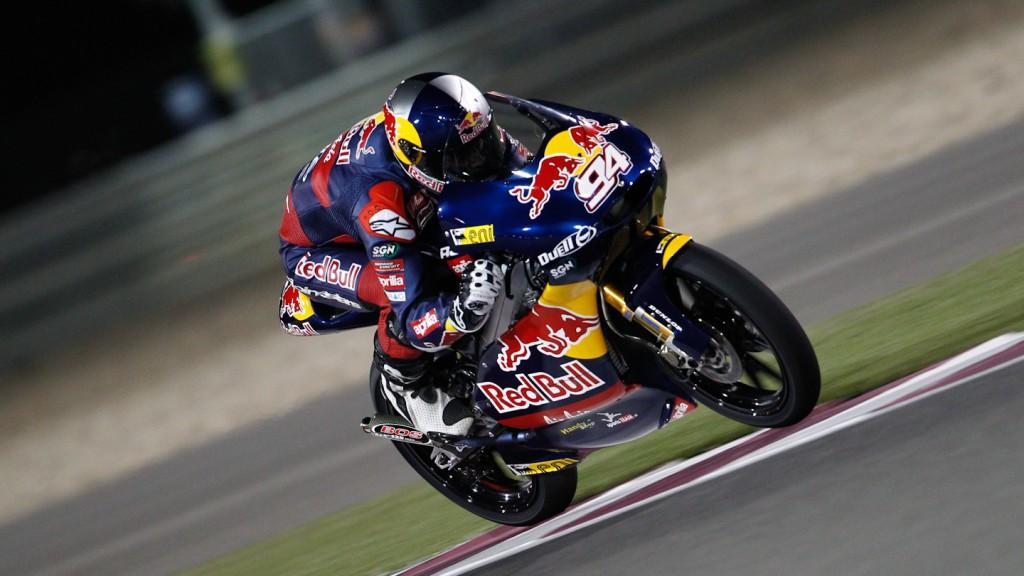 Jonas Folger, Red Bull Ajo Motorsport, Qatar Race
