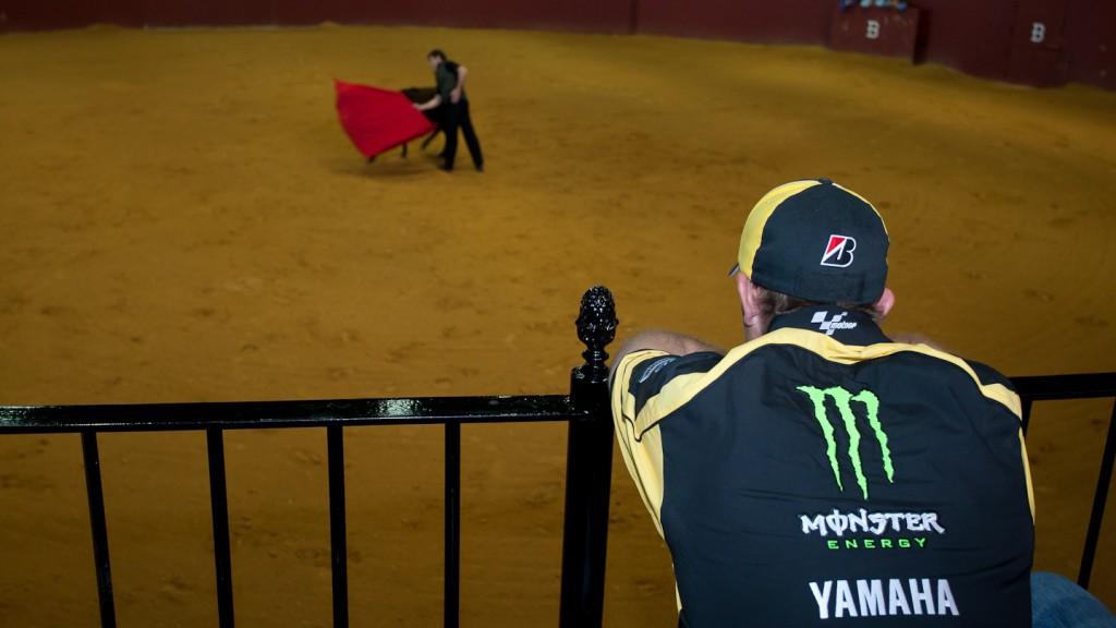 Colin Edwards, Finca Fuente Rey, Jerez