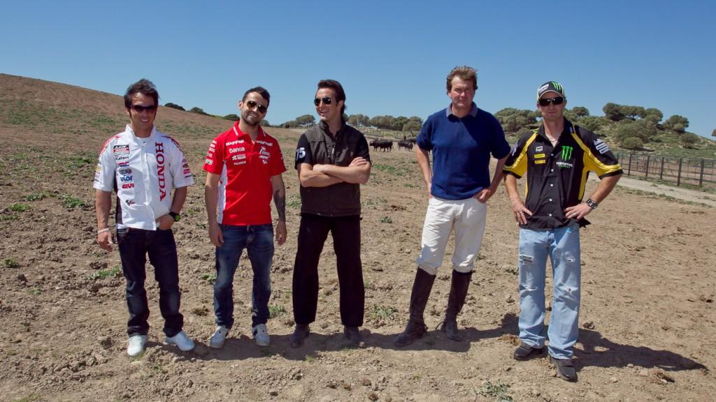 Elias, Barbera, El Fandi, Bohorquez, Edwards, Finca Fuente Rey, Jerez