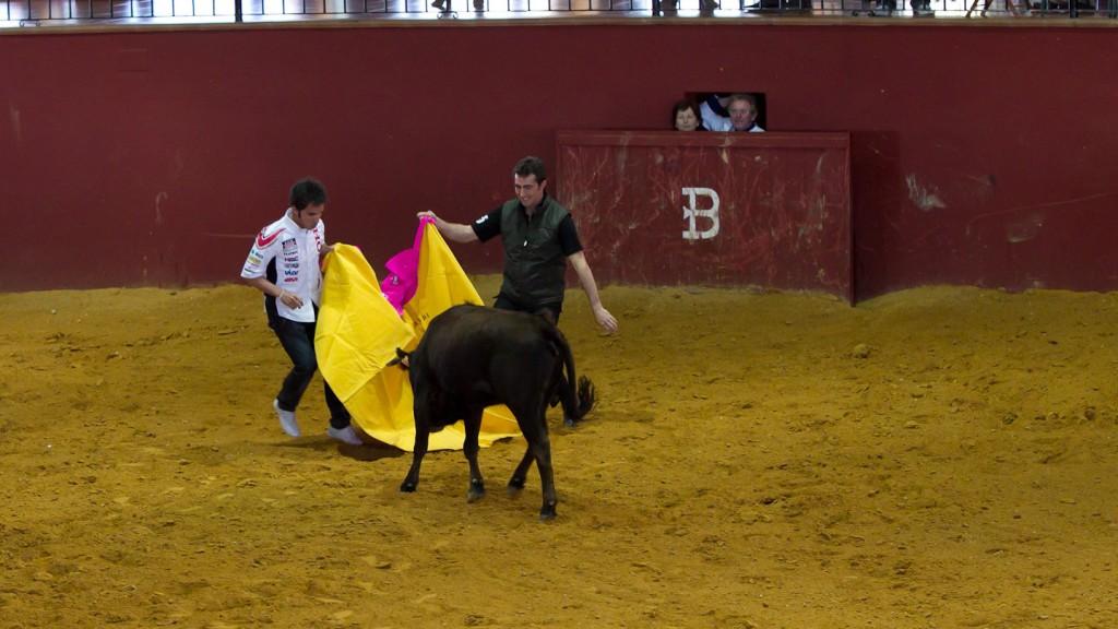 Toni Elias, Finca Fuente Rey, Jerez