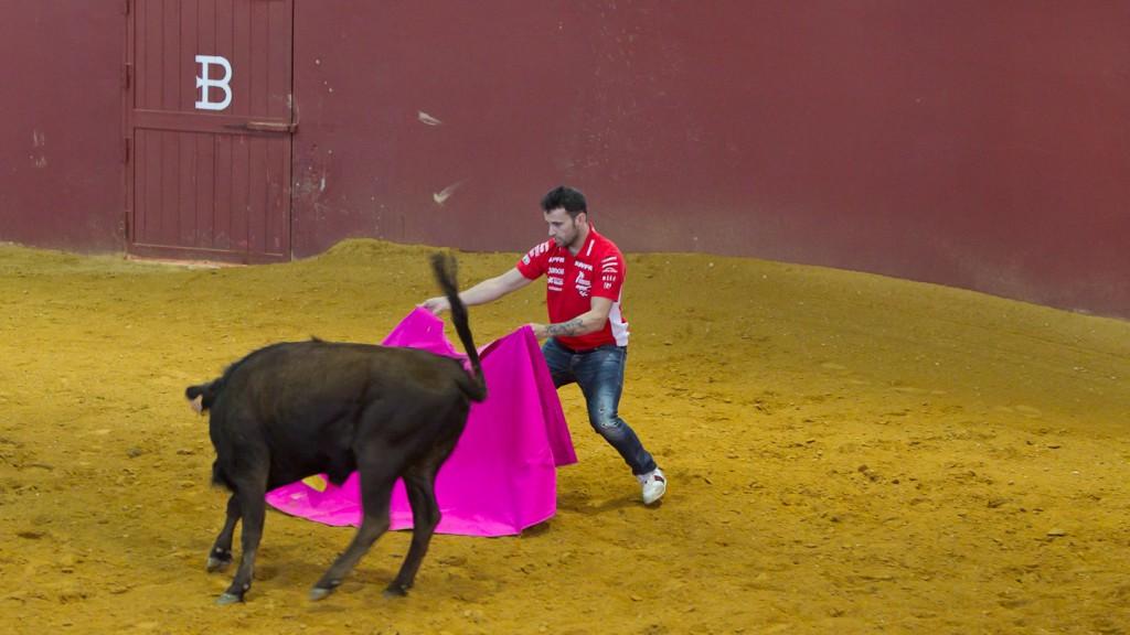 Hector Barbera, Finca Fuente Rey, Jerez