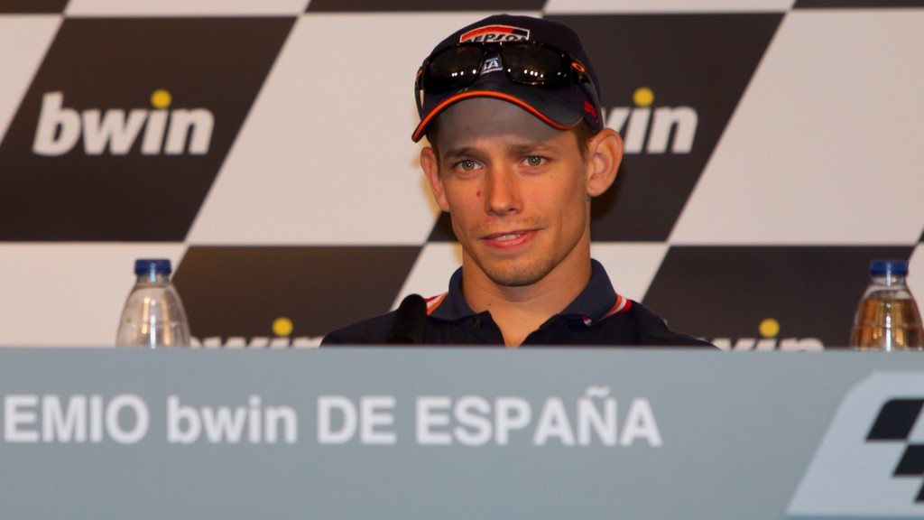 Casey Stoner, Repsol Honda Team, Jerez