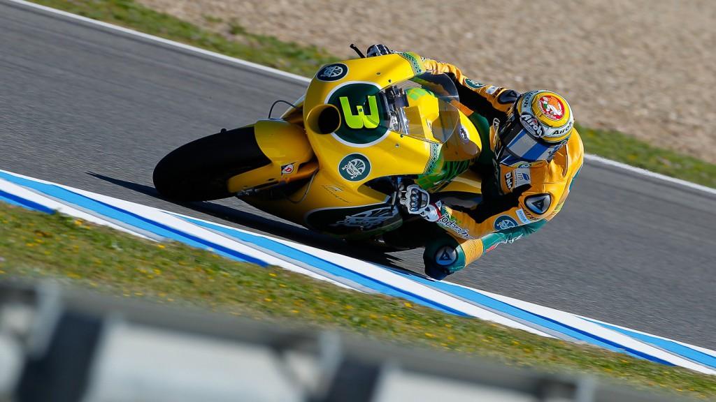 Simone Corsi, Ioda Racing Project, Jerez FP2