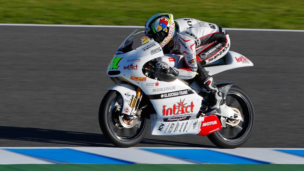 Sandro Cortese, Intact- Racing team Germany, Jerez FP2