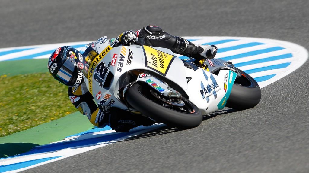 Thomas Luthi, Interwetten Paddock Moto2, Jerez FP2