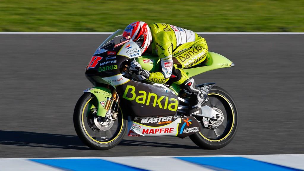 Nico Terol, Bankia Aspar Team, Jerez FP2