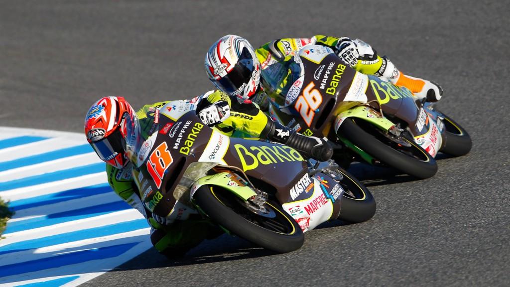 Nico Terol, Bankia Aspar Team 125cc, Jerez FP1