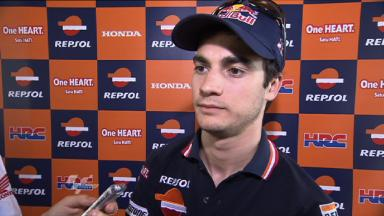 Pedrosa uses sessions well