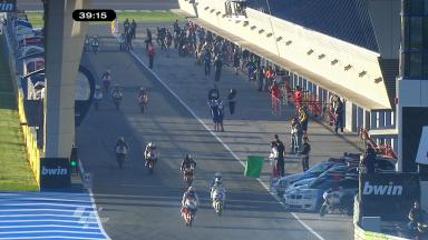 Jerez 2011 - 125cc - FP1 - Full session