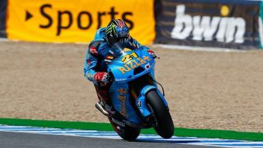 John Hopkins, Rizla Suzuki MotoGP, Jerez FP2