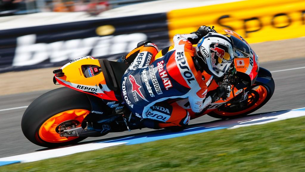 Dani Pedrosa, Repsol Honda Team, Jerez FP2