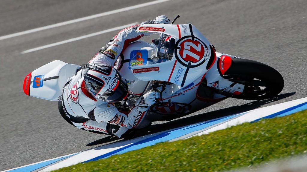Yuki Takahashi, Gresini Racing Moto2, Jerez FP2