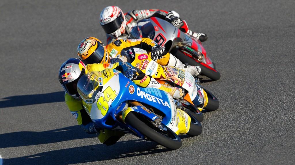 Jakub Kornfeil, Ongetta-Centro Seta, Jerez FP1