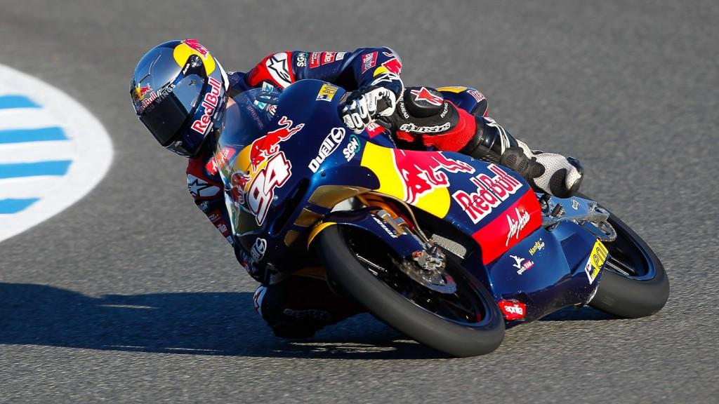 Jonas Folger, Red Bull Ajo MotorSport, Jerez FP2