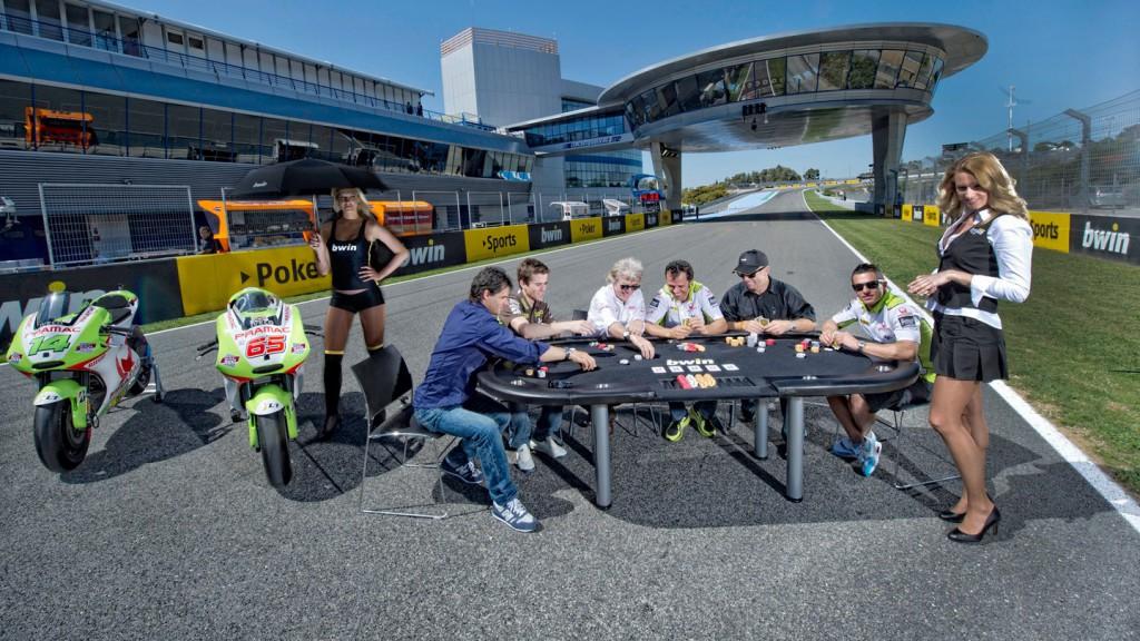 bwin MotoGP Poker series, Jerez